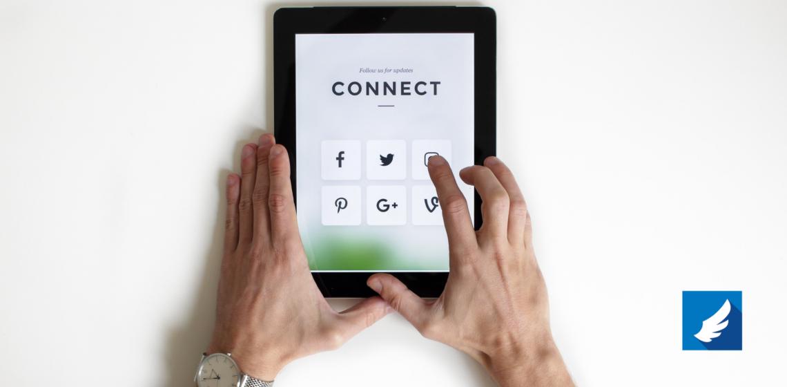 HR sociálne siete